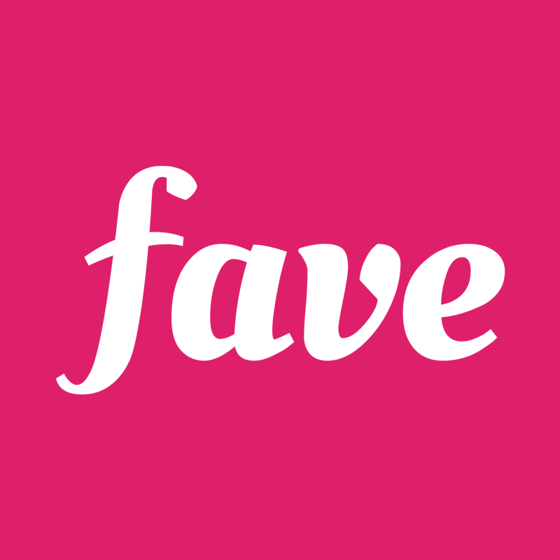 Save more with Fave!