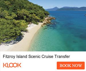 Fitzroy Island Scenic Cruise Transfe