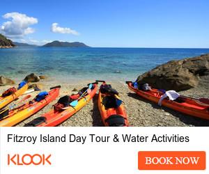 klook.com - 300×250 – Fitzroy Island Day Tour & Water Activities