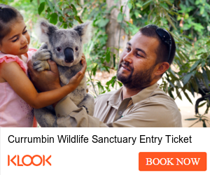 Currumbin Wildlife Sanctuary Entry Ticket