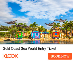 Gold Coast Sea World Entry Ticket