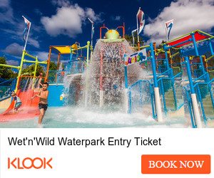 Wet'n'Wild Waterpark Entry Ticket