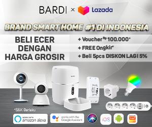 Lazada - BARDI