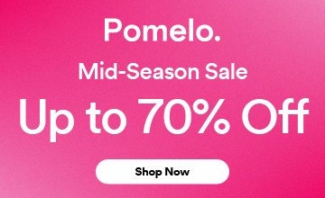 Pomelo Mid-Season Sale Up To 70% OFF