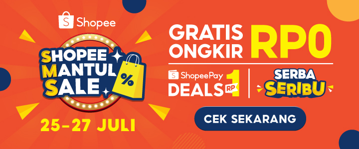 Shopee Mantul Sale