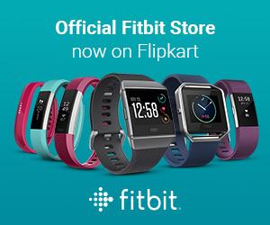 flipkart.com - Upto Rs.2000 off on Fitbit Wearables