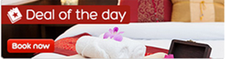 hotels.com - Deal of the Day! (Valid for Point of Sale in: AU, NZ, CN, HK, TW, JP, KR, SG, IN, TH, AS, ID, MS, PH, VI )