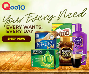 Qoo10 Get Daily Groceries with Lowest Price