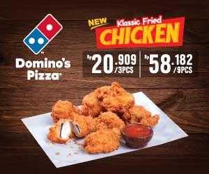 BARU!! Klassic Fried Chicken