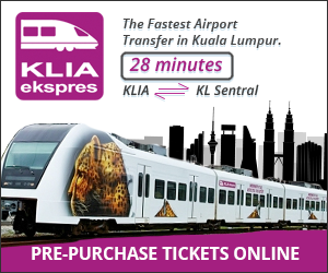 Arwana Express Offers Bus Services Between Johor Bahru, LumutKLIA Ekspres (Global)