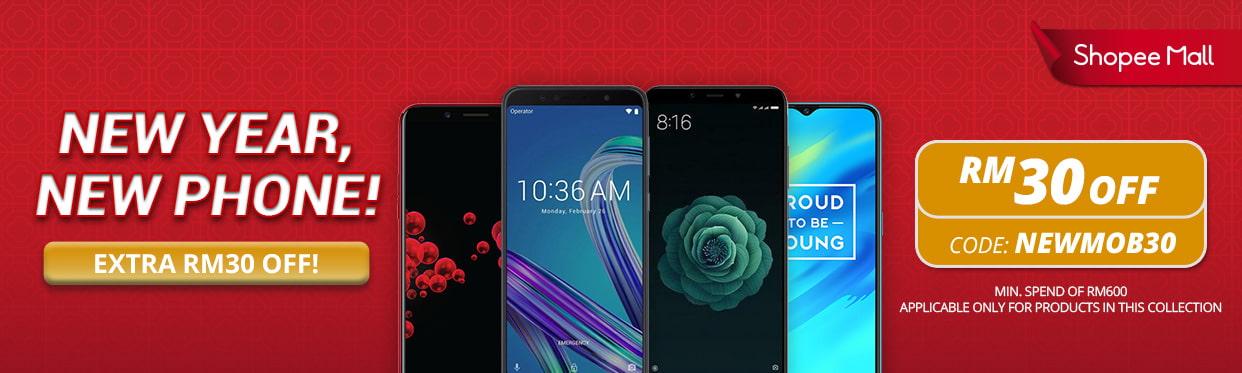 Xiaomi promotion, 30 MYR OFF