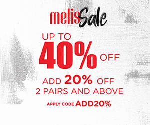 SHOES UP TO 40%