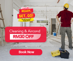 [JulySchoolHoliday - Cleaning & Aircond 2019]