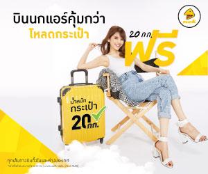 Free Baggage 20%