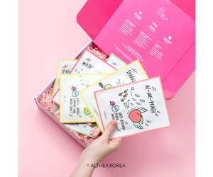 Free 2 A'bloom Sheet Masks With Your First Order