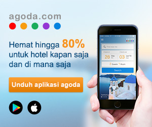 agoda.com - 300×250 – (ID) Save Up to 80% on Hotels Anytime, Anywhere!