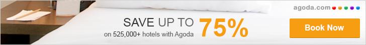 agoda.com - 728×90 – Save Up To 75%!!