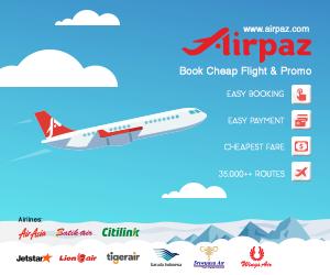 Book Cheap Flight & Promo