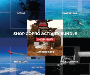 300x250 - GoPro Activity Bundle