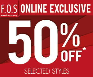 F.O.S 50% Markdown Clearance