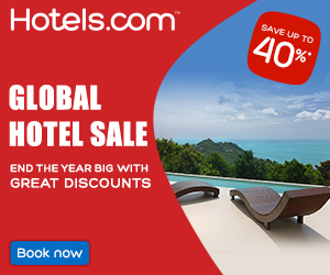 hotels.com - 300×250 – Global Hotel Sale