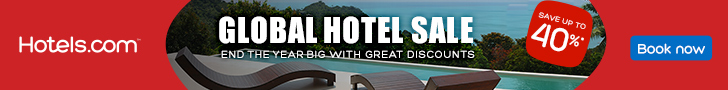 hotels.com - 728×90 – Global hotel sale