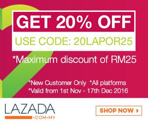 Lazada Online Revolution Sales Tak Masuk Akal!