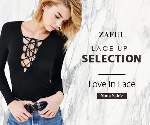 zaful.com - 300×250 – Lace Up Selection – SHOP NOW!