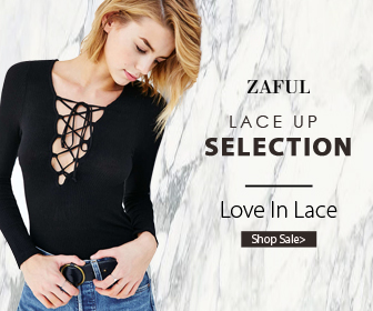 zaful.com - 336×280 – Lace Up Selection – SHOP NOW!