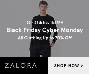Black Friday Cyber Monday | Diskaun Hebat Untuk Semua Jenama